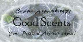 Good Scents Custom Aromatherapy